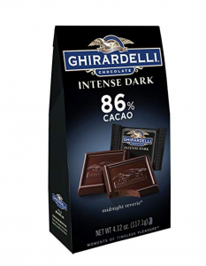 ghirardelli keto dark chocolate