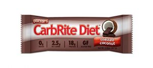 Carb Rite keto friendly bars