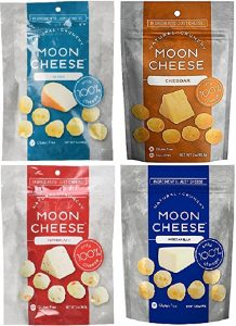 moon cheese crunchy keto snack