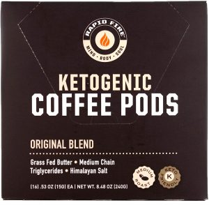 keto coffee pods