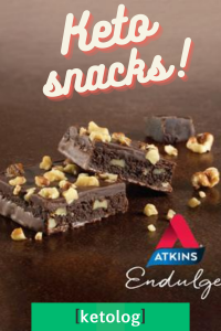 atkins snacks
