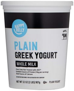 happy belly keto yogurt