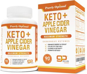 keto apple cider vinegar