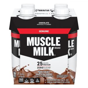 muscle milk keto