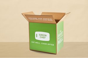 green chef keto meal delivery box